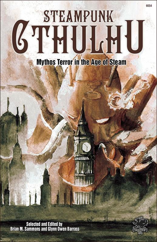 Steampunk Cthulhu (englisch)