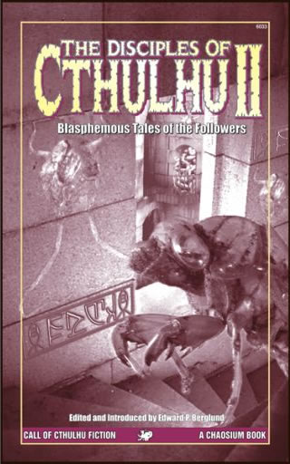 Disciples of Cthulhu 2 (englisch)