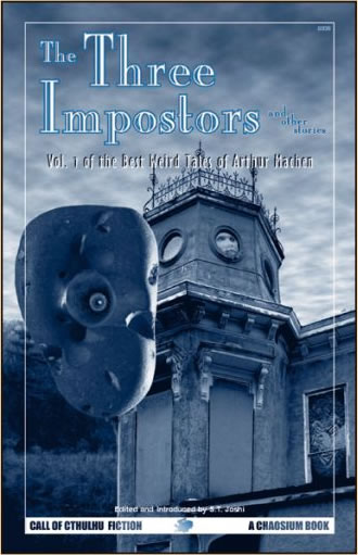 The Three Impostors & Other Stories (englisch)