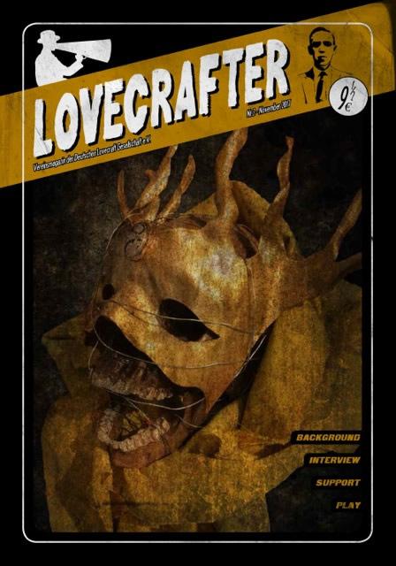 Lovecrafter Nr.2 - November 2017 (Das Vereinsmagazin der Deutschen Lovecraft Gesellschaft)