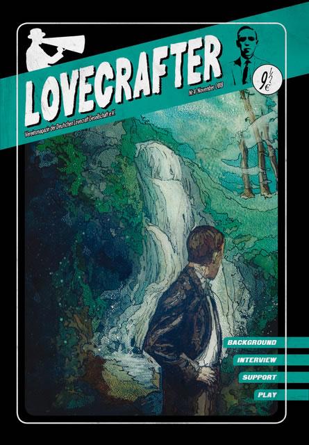 Lovecrafter Nr.4 - November 2018 (Das Vereinsmagazin der Deutschen Lovecraft Gesellschaft)
