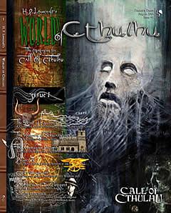 Worlds of Cthulhu - Ausgabe Nr.01