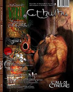 Worlds of Cthulhu - Ausgabe Nr.02