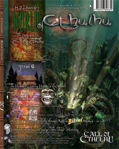 Worlds of Cthulhu - Ausgabe Nr.04