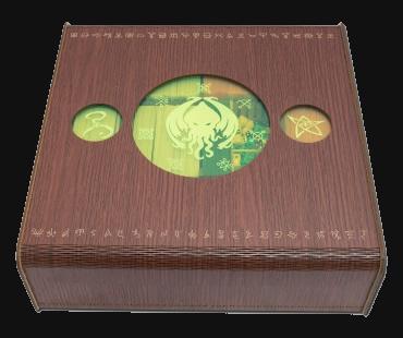 Cthulhu-Kartenkassette von Blackfire