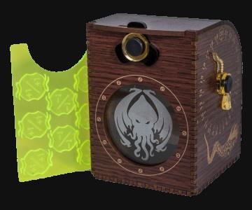 Cthulhu-Kartenbox von Blackfire