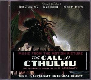 Call of Cthulhu Soundtrack (CD) - atmosphärische Musik des gleichnamigen Lovecraft-Films