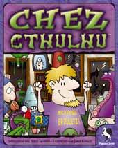 Chez Cthulhu - Der Cthulhu-Mythos in Deiner WG