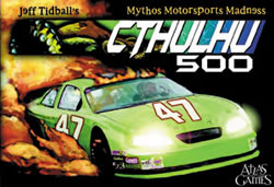 Cthulhu 500 - Kartenspiel (Englisch)