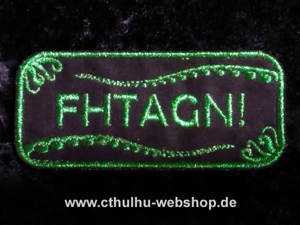 FHTAGN! Patch (Annäher)