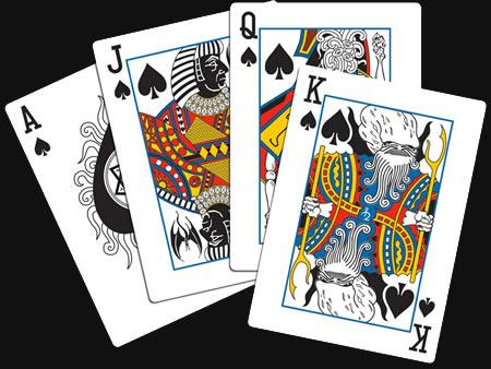 Lovecraftian Spielkartenset