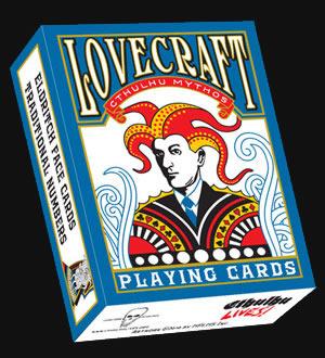 Lovecraftian Spielkarten