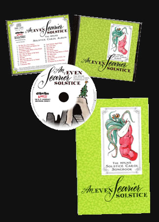 An Even Scarier Solstice (CD) - Noch mehr cthuloide Weihnachtsmusik