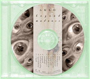 BEYOND MADNESS (1 CD) - Aklo
