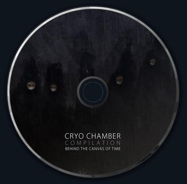 Cryo Chambers Azathoth Cover