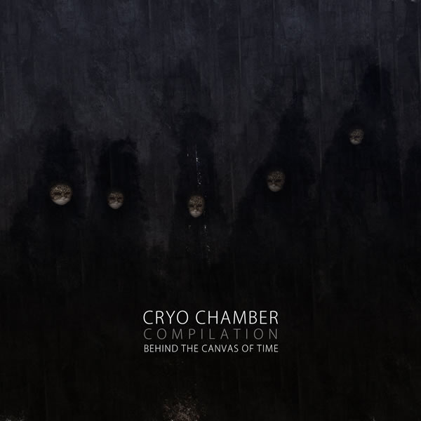 Cryo Chambers - Behind the Canvas of Time (1 CD)