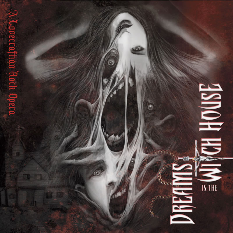 Dreams in the Witch House (1 CD) - Eine Rock Oper nach einer Geschichte von H.P. Lovecraft
