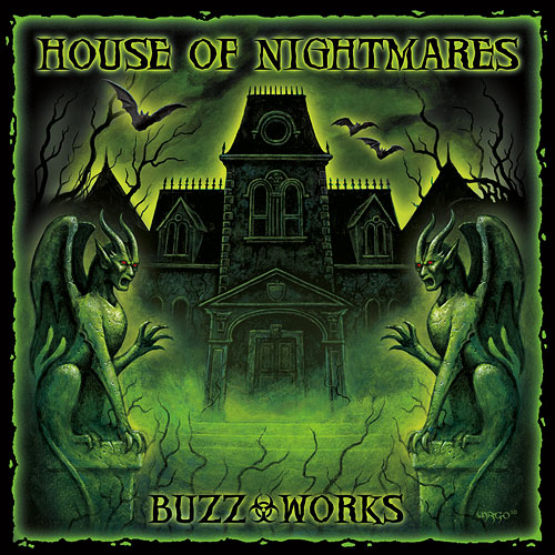 House of Nightmares (1 CD) - Buzz-Works