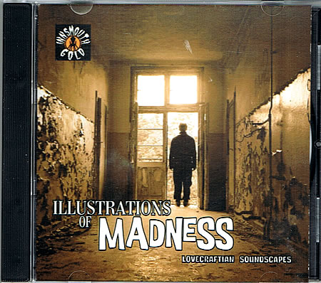 Illustrations of Madness von Innsmouth Gold (Musik - 1CD)