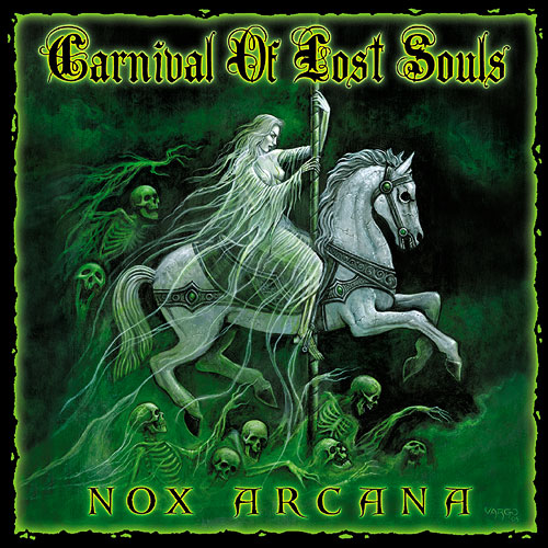 Carnival of Lost Souls (1 CD) - Nox Arcana