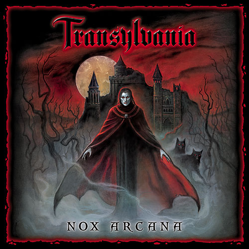 Transylvania (1 CD) - Nox Arcana
