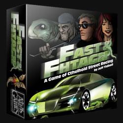 Fast & Fhtagn - Kartenspiel