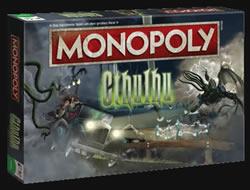 Monopoly - Cthulhu (Brettspiel)