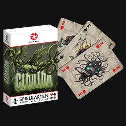 Cthulhu Spielkarten