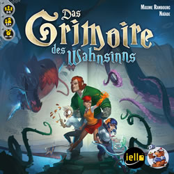 Das Grimmoire des Wahnsinns