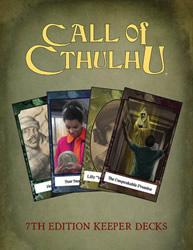 Cthulhu Spielleiter Kartensets