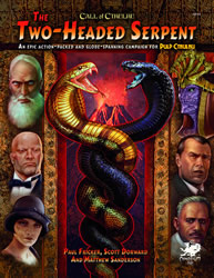 Two Headed Serpent - Kampagne für Pulp