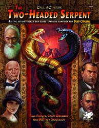 Two Headed Serpent - Kampagne für Pulp