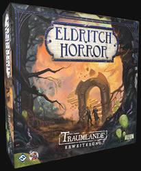 Traumlande - Erweiterung zu Eldritch Horror (Deutsch)