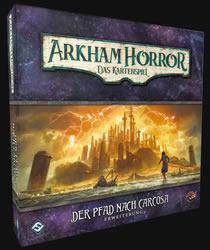 Der Pfad nach Carcosa - Erweiterung Arkham Horror Kartenspiel