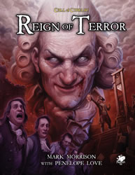 Reign of Terror (Calll of Cthulhu RPG)