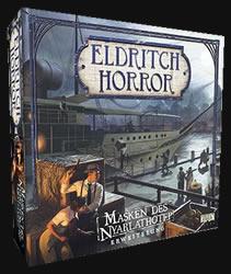 Eldritch Horror (Erweiterung) - Masken des Nyarlathotep
