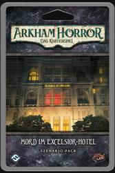 Arkham Horror: Das Kartenspiel - Mord im Excelsior-Hotel (Erweiterung - Szenario)