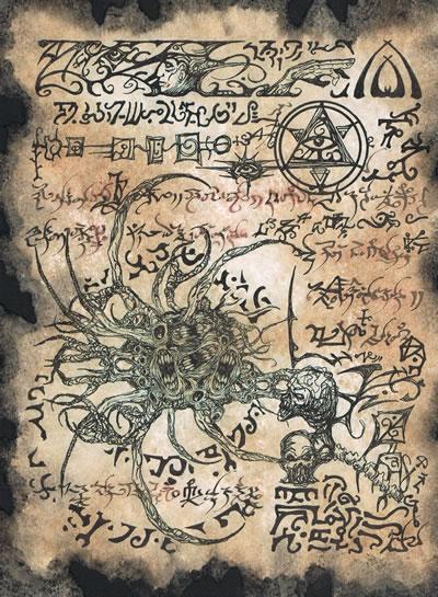 Necronomicon Fragment 006