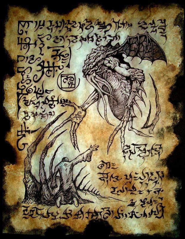 Necronomicon Fragment 055