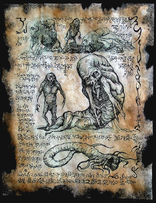 Necronomicon Fragment 084