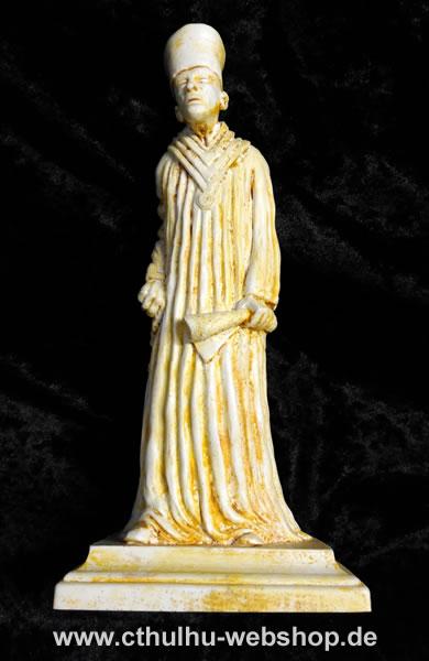 Zauberer Eibon (Statuette - knochenfarbend) - Ansicht 1