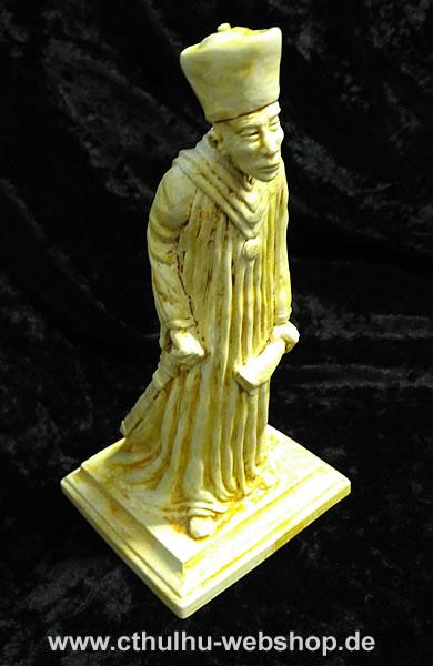 Zauberer Eibon (Statuette - knochenfarbend) - Ansicht 4