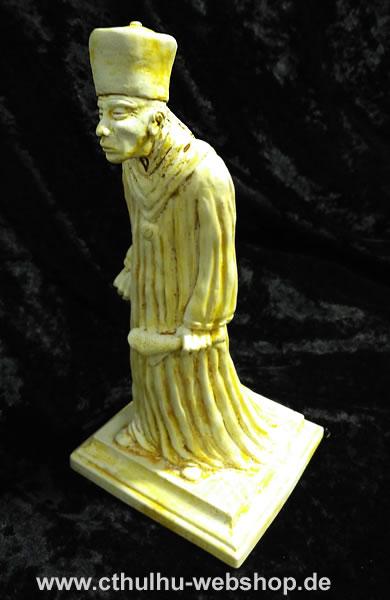 Clark Asthon Smiths Zauberer Eibon (Statuette - knochenfarbend)