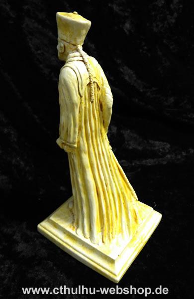 Zauberer Eibon (Statuette - knochenfarbend) - Ansicht 5