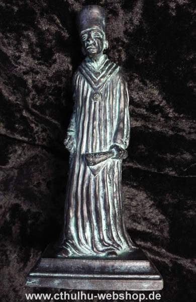 Clark Asthon Smiths Zauberer Eibon (Statuette - steinfarbend)