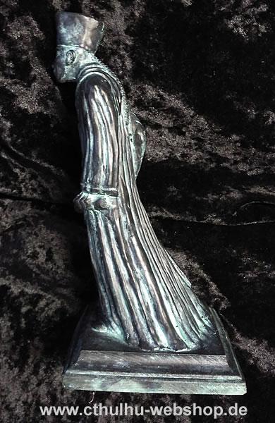 Zauberer Eibon (Statuette - steinfarbend) - Ansicht 4