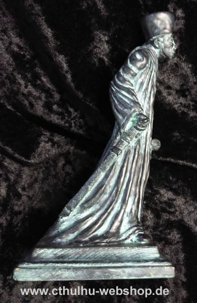 Zauberer Eibon (Statuette - steinfarbend) - Ansicht 3