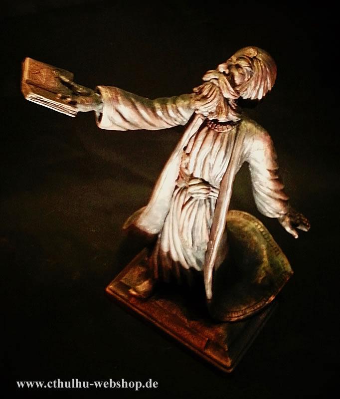 Abdul Alhazred (Statuette) - Der wahnsinnige Araber aus den Erzählungen H.P. Lovecrafts