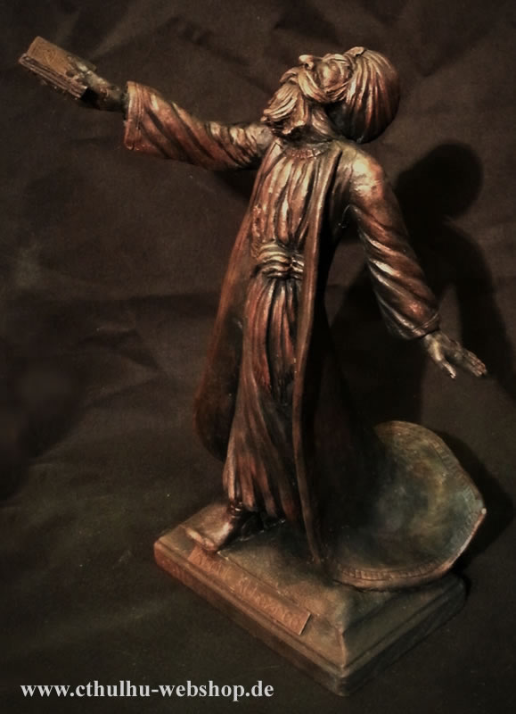Statuette Dagon aus dem Cthulhu Mythos - Ansicht 3
