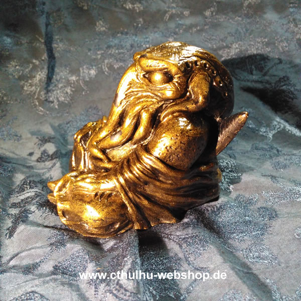 Cthulhu-Buddha Statuette - Ansicht 2